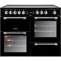 Leisure Cookmaster 100cm Elec Black Cooker