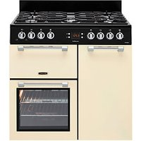 Leisure 90cm Gas Cooker Cream