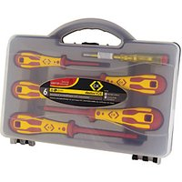 CK VDE Screwdriver Set 6 Piece