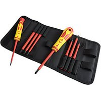 CK VDE Interchangeable Screwdriver Set 8 Piece