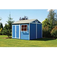 Shire Mammoth Double Door Workshop - 12 x 12 ft