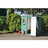 Shire Small Timber Pent Shed - 6 x 4 ft