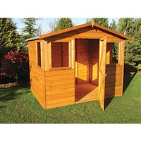 Shire Timber Apex Shed - 7 x 5 ft