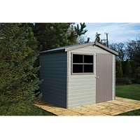 Shire Timber Apex Shed - 10 x 8 ft