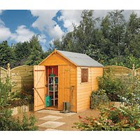Rowlinson Modular Apex Shed - 8 x 6 ft