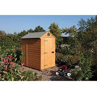 Rowlinson Apex Security Shed - 4 x 6 ft