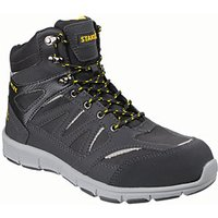 Stanley Pulse Safety Boot - Black Size 9