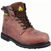 Amblers Safety FS145 Safety Boot - Brown Size 12