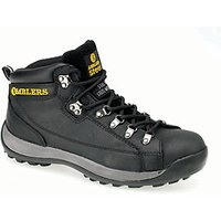 Amblers Safety FS123 Hiker Safety Boot - Black Size 10