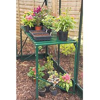 Halls Green 1 Tier Greenhouse Staging