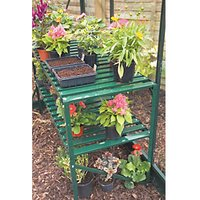Halls Green 2 Tier Greenhouse Staging
