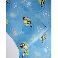 Graham & Brown Disney Toy Story 3 Multicoloured Decorative Wallpaper - 10m