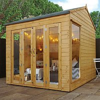 Mercia Vermont Summerhouse - 8 x 8 ft with Assembly