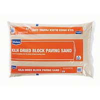 Wickes Block Paving Sand Major Bag