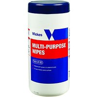 Wickes Multi Purpose Decorators Wipes Pack 80