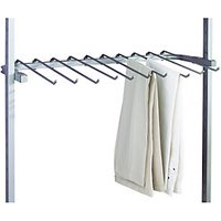 Wickes Interior Wardrobe Trouser Rack 900mm