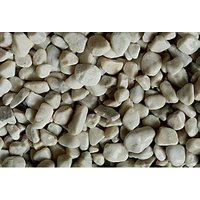 Wickes White Pebbles Major Bag