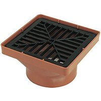 Wickes Terracota Square Drain Hopper