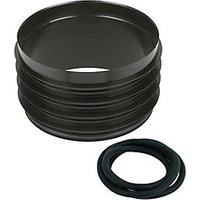 Wickes Black Drain Chamber Riser 450mm