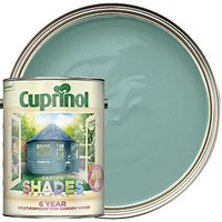 Cuprinol Garden Shades - Seagrass 5L