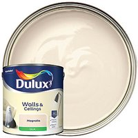 Dulux Silk Emulsion Paint - Magnolia 2.5L