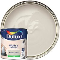 Dulux Silk Emulsion Paint - Egyptian Cotton 2.5L