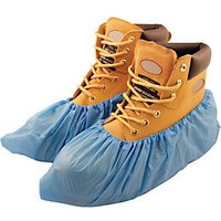 Wickes Protective Boot & Shoe Blue Covers - Pack of 50