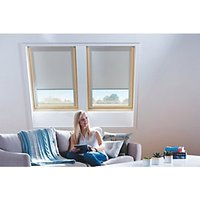 Wickes Roof Window Blinds Cream 481 x 931mm
