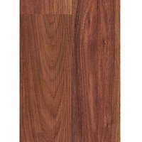 Wickes African Walnut Laminate Sample