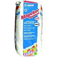 Mapei Mapeker Rapid Set Flex Tile Adhesive White 20kg