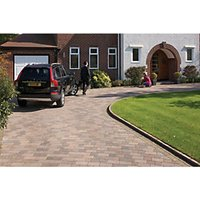 Marshalls Drivesett Tegula Traditional 320 x 240 x 50mm Block Paving - Pack of 108