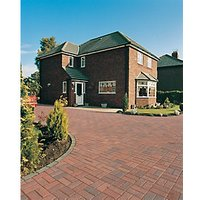 Marshalls Brindle 200 x 100 x 50mm Block Paving