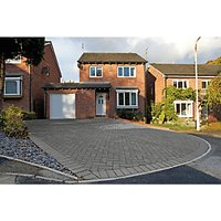 Marshalls Charcoal 200 x 100 x 50mm Block Paving