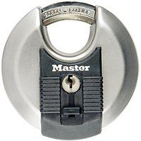 Master Lock Excell M40EURD Discus Stainless Steel Padlock 70mm