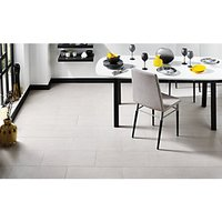 Wickes Basaltina Wall & Floor Tile White 600 x 300mm