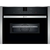 Neff C17MR02N0B Compact Multifunction Oven Black
