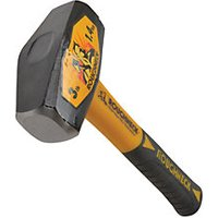 Roughneck Fibreglass Handle Club Hammer 3lb
