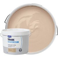 Wickes Contract Matt Emulsion Paint - Cappuccino 10L