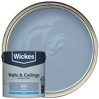 Wickes Colour @ Home Vinyl Matt Emulsion Paint - Tidal Wave 2.5L