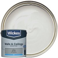 Wickes Colour @ Home Vinyl Matt Emulsion Paint - City Statement 2.5L