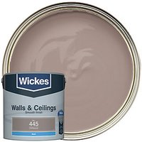 Wickes Colour @ Home Vinyl Matt Emulsion Paint - Driftwood 2.5L
