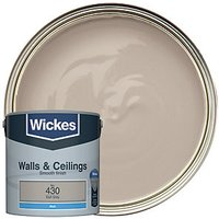 Wickes Colour @ Home Vinyl Matt Emulsion Paint - Earl Grey 2.5L