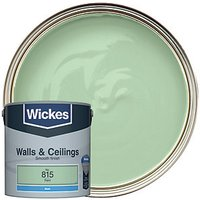 Wickes Colour @ Home Vinyl Matt Emulsion Paint - Fern 2.5L