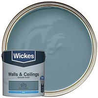Wickes Colour @ Home Vinyl Matt Emulsion Paint - Moon Shadow 2.5L