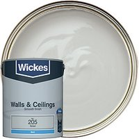 Wickes Colour @ Home Vinyl Matt Emulsion Paint - Nickel 5L