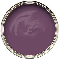 Wickes Colour @ Home Vinyl Silk Emulsion Paint - Aubergine 2.5L