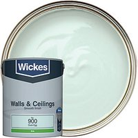 Wickes Colour @ Home Vinyl Silk Emulsion Paint - Duck Egg 5L