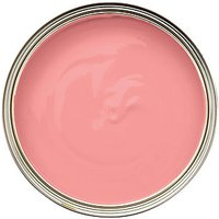 Wickes Colour @ Home Vinyl Silk Emulsion Paint - Fiery Pink 2.5L