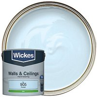 Wickes Colour @ Home Vinyl Silk Emulsion Paint - Powder 2.5L