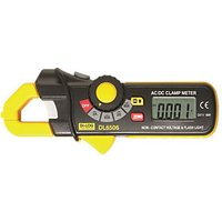 Di-Log Pocket Multimeter with LCD and built in torch